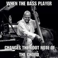 Bass Player Meme - jazzmemes gmail com jazzmemes instagram photos and videos