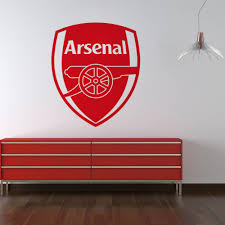 Home Decor Logos Online Shop Arsenal Living Room Wall Stickers For Kids Rooms Mural