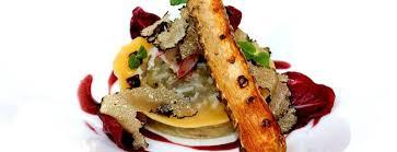 recette cuisine gastro recette végétarienne gastronomique ravioli de radicchios