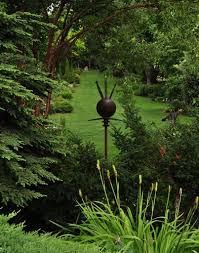 Art In The Garden - art with a purpose garden design