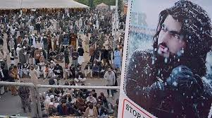 Seeking In Islamabad Islamabad Sit In Seeking Justice For Naqeebullah Enters Second Day