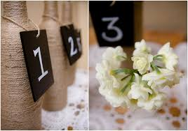 Wedding Table Number Ideas Table Number Ideas Vintage Chic Wedding Fair