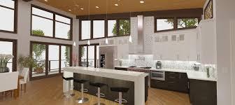 kitchen part 2 waterfall island u0026 construction drawings