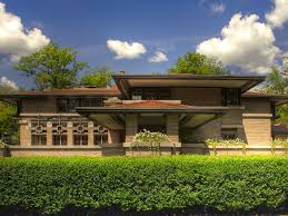 frank lloyd wright style floor plans