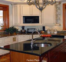 kitchen cabinet color schemes tags incredible black granite