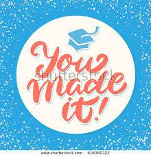 congratulations graduation banner congrats grad congratulations graduate banner stock vector