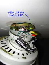 ceiling fan wiring diagram ceiling fans electrical repair topics
