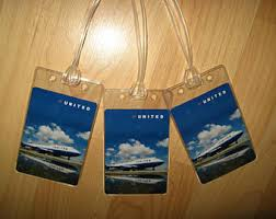 United Airlines Carry On Fee United Airlines Bag Etsy