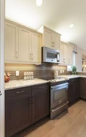 kitchen paint cabinets at bottom light at top 26 trendy kitchen cabinets bottom light top two tones