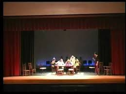 the dining room act one youtube