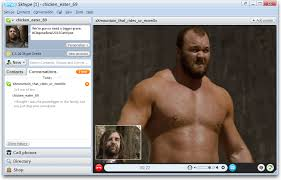 Your Moms Chest Hair Meme - skype challenge cleganebowl know your meme