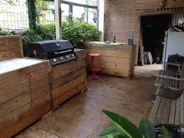 Pallet Furniture Bar My Bar U0026 Grill Made Out Of Recycled Pallets U2022 1001 Pallets