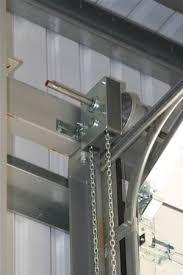 Overhead Door Manual Chanin Hoist