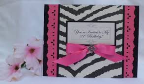 21st birthday invitations make pretty handmade invitations