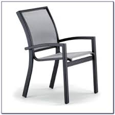 Stackable Sling Patio Chairs by Plastic Stackable Patio Chairs Patios Home Decorating Ideas