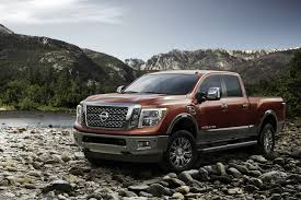 gray nissan truck nissan expands its full size pickup line with the heavy duty titan
