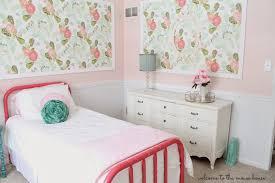 pink peonies nursery ainsley s anthropologie inspired bedroom welcometothemousehouse com