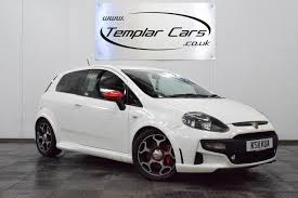 used abarth punto evo for sale rac cars