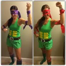 Tmnt Halloween Costumes Homemade Teenage Mutant Ninja Turtles Group Costume Turtle