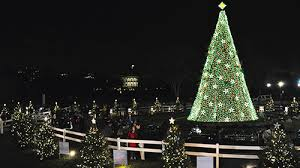 the 2017 national tree lighting is november 30th