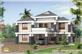 box type luxury home design kerala home design floor plans modern