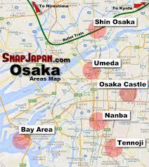 Osaka Train Map Osaka Japan Information And Travel Guide Snapjapan Com