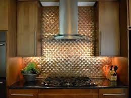 Copper Backsplash Kitchen Kitchen Custom Sink Backsplash Ideas For Your New Kitchen 17 Of