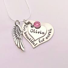 Personalized Memorial Necklace 255 Best Ems Jewellery Images On Pinterest Hand Stamped Rust