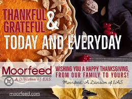 wishing you a happy thanksgiving moorfeed corporation a division of eas linkedin