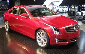 cadillac ats price 2013 file cadillac ats in at naias 2012 jpg wikimedia commons