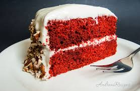 red velvet cake recipe with cream cheese frosting andrea meyers