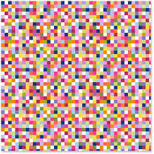 pixel wrapping paper colorful pixels wrapping paper roll 27 sq ft wrapping papers
