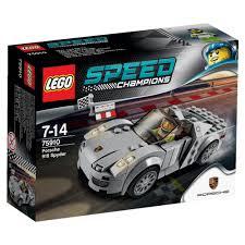 lego porsche box lego speed champions porsche 918 spyder 75910 13 00 hamleys