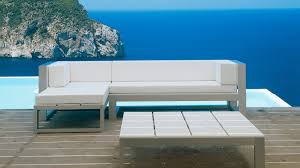 Modern Outdoor Patio Furniture Living Room Furniture Modern Patio Miami Gandia Blasco Also