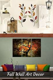 in addition to being super trendy fall wall art decor if fun to
