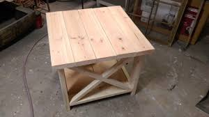 rustic end table rustic end tables farm house end tables
