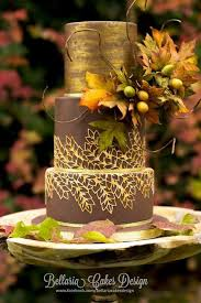 45 incredible fall wedding cakes that wow deer pearl flowers