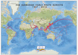 Undersea Cable Map Egs Survey