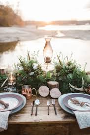 Table Wedding Decorations Best 25 Nordic Wedding Ideas On Pinterest Woodland Wedding