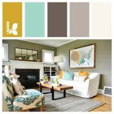teal yellow grey new dining room color scheme for the home