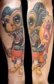 pugvader by scott olive of oddity tattoo sarasota fl www