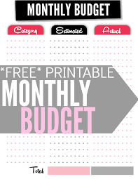 how to create a budget plus free budget worksheet single moms