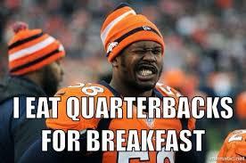 Broncos Defense Meme - von miller 58 denver broncos memes pinterest denver broncos