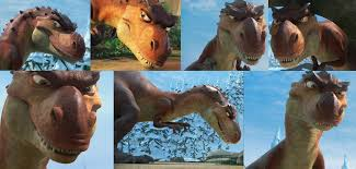 ice age 3 dawn dinosaurs images momma dino wallpapers hd