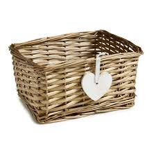 wicker basket baskets decorative storage wicker weave baskets