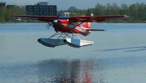 alaska sea planes in action youtube
