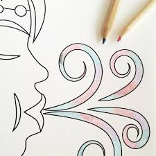 emoji coloring book expressive coloring book