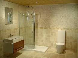 Showers Without Glass Doors Walk In Showers No Doors Bathroom Showers For Small Bathrooms