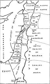 Jordan River Map Whkmla Historical Atlas Syria Page