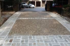 Exposed Aggregate Patio Stones Unique Concrete Patio Ideas In Atlanta
